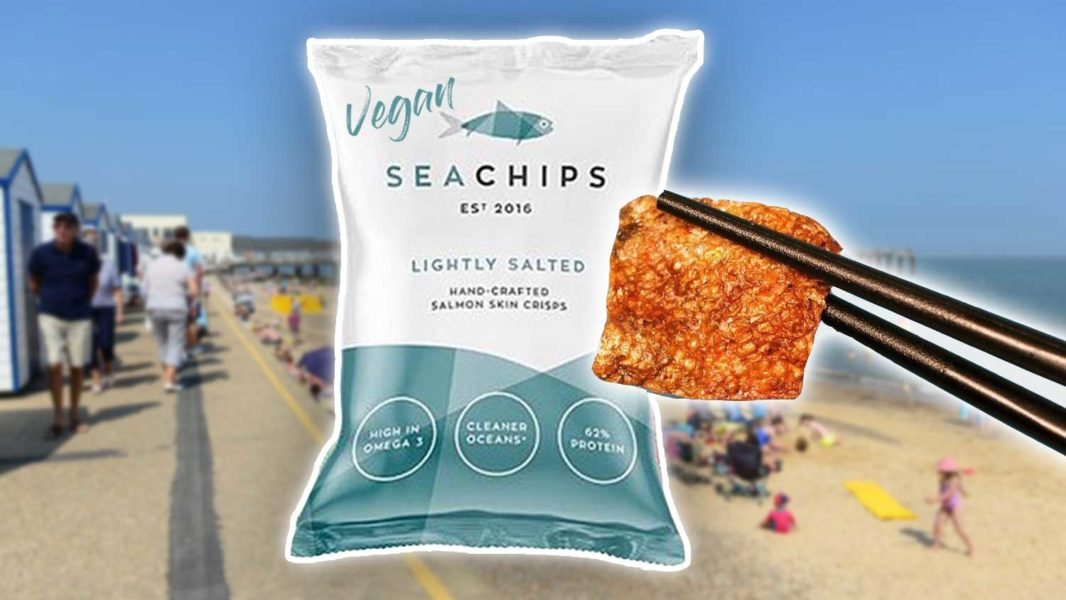 This Seafood Company Is Making the World's First Vegan Fish Jerky