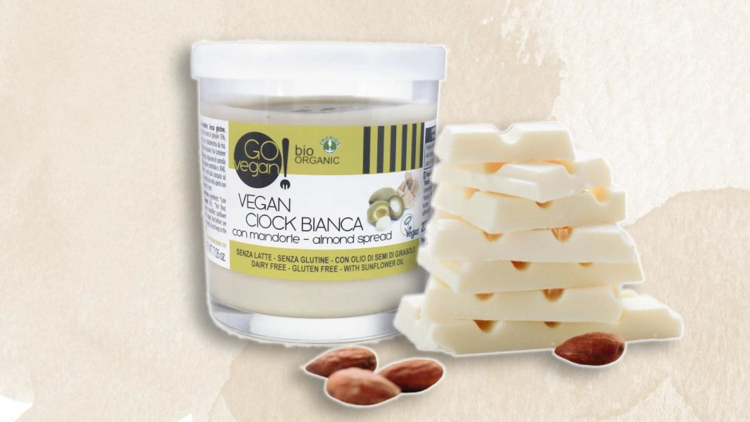 This Vegan White Chocolate 'Nutella' Spread Is Now at Ocado