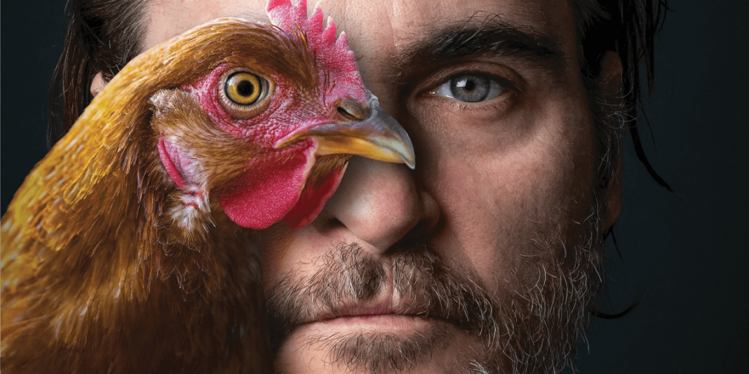 Joaquin Phoenix Stars In a Campaign to End Speciesism