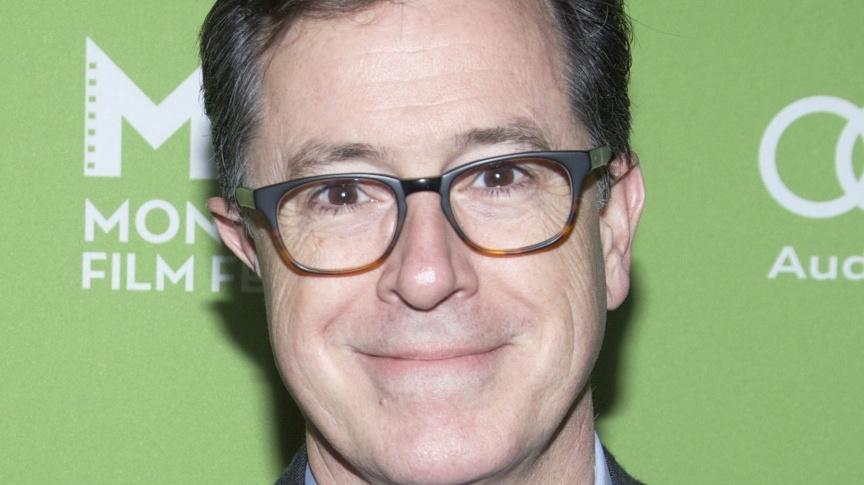 Stephen Colbert dubs vegan meat 'the biggest food trend in America'