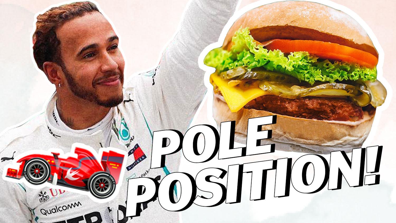 Lewis Hamilton Opens 100s Of Vegan Restaurants