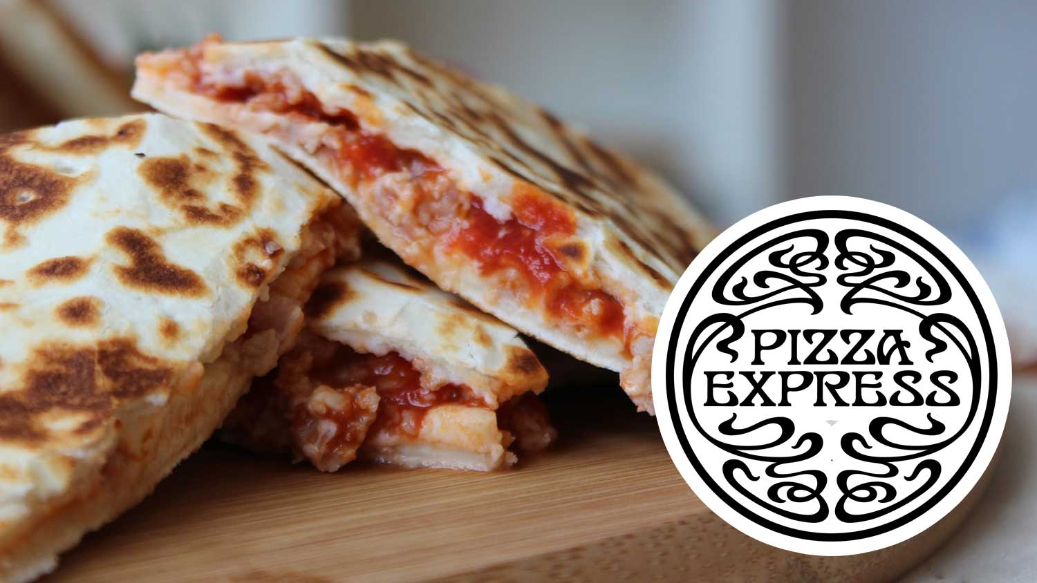 Pizza Express Is Launching Vegan Calzones