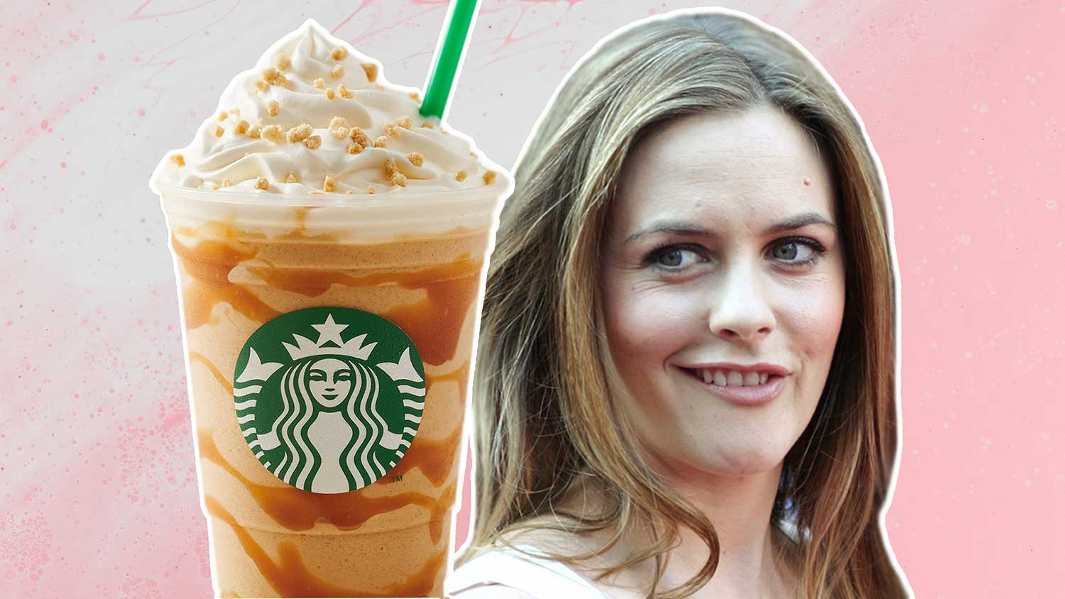 Alicia Silverstone Is P*ssed That Starbucks Charges Extra for Vegan Milk