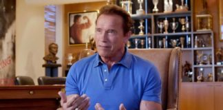 Even Arnold Schwarzenegger Has Beyond Meat and Almond Milk in His Fridge