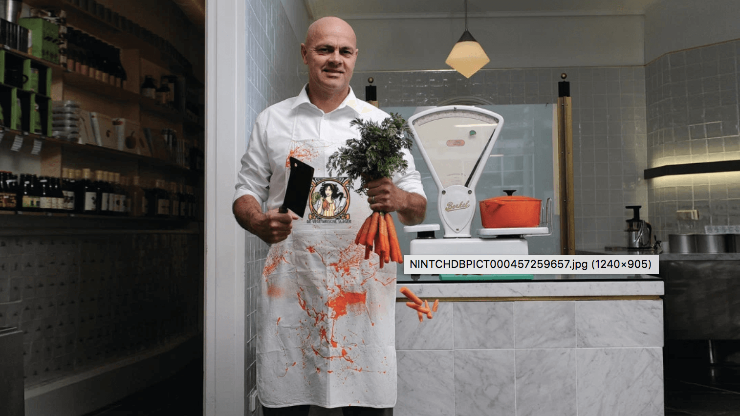 This 'Whole Carcass' British Butcher's Meat Is Now All Vegan