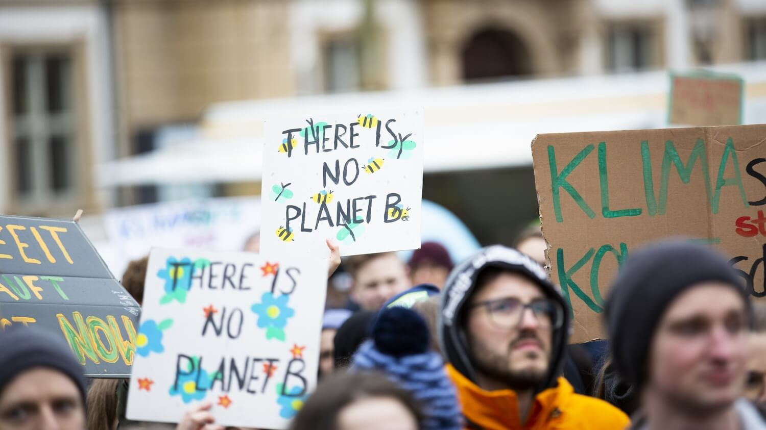 1.1 Million NYC Students Can Skip School for the Climate Protests
