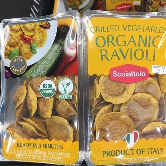 Costco Is Selling Bulk Organic Vegan Ravioli Now