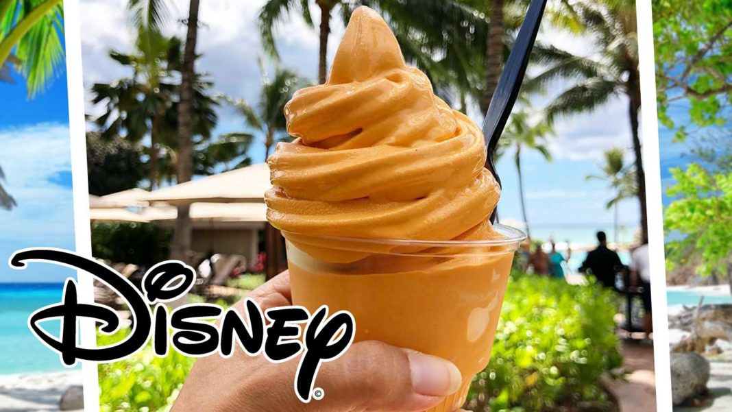 You Can Get Vegan Pumpkin-Spice Dole Whip At Disney Now