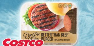 Don Lee Farms 'Better Than Beef' Vegan Burgers Launch At Costco