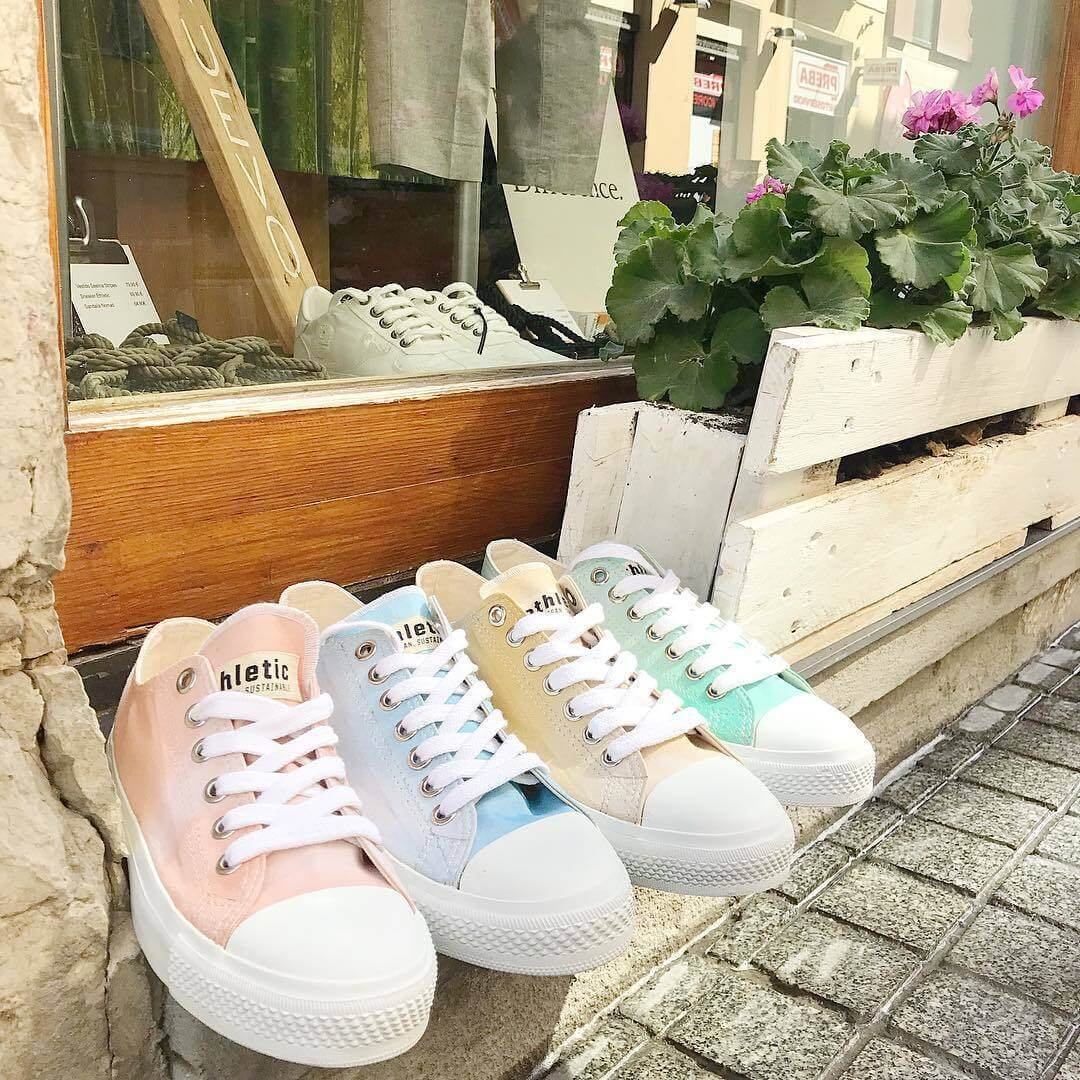 The Best 11 Brands for Sustainable Vegan Sneakers   LIVEKINDLY