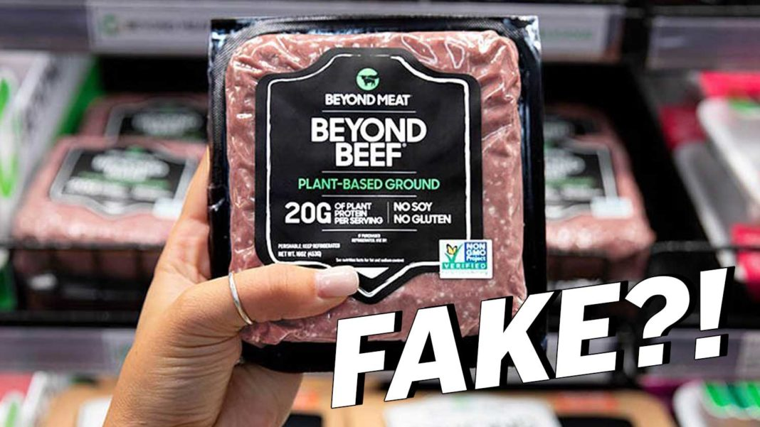 Actually, There's Nothing Fake About Fake Meat