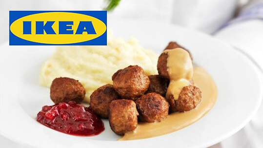 IKEA Is Making Vegan Food to Convert Carnivores