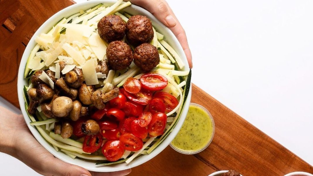 This Salad Chain Is Replacing All Beef With Beyond Meat