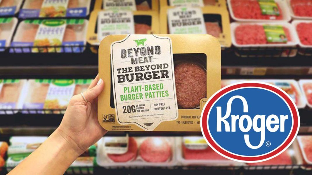 Kroger Is Introducing Vegan Meat Aisles