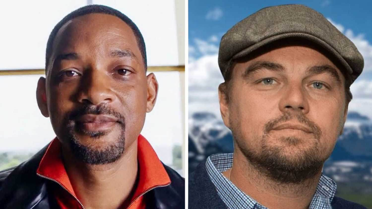 Leonardo DiCaprio and Will Smith Just Teamed Up to Save the Amazon