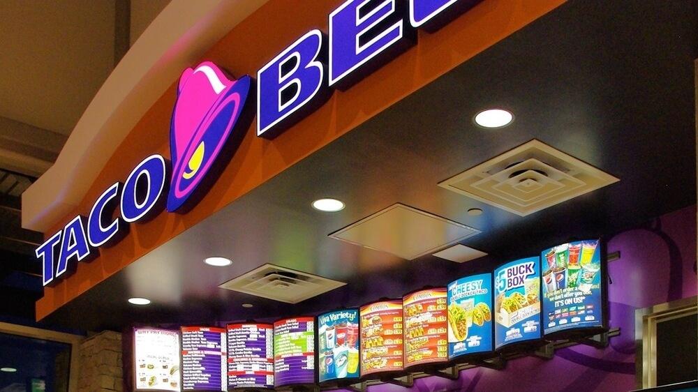 Dedicated Vegetarian Menu Boards Just Arrived at Taco Bell