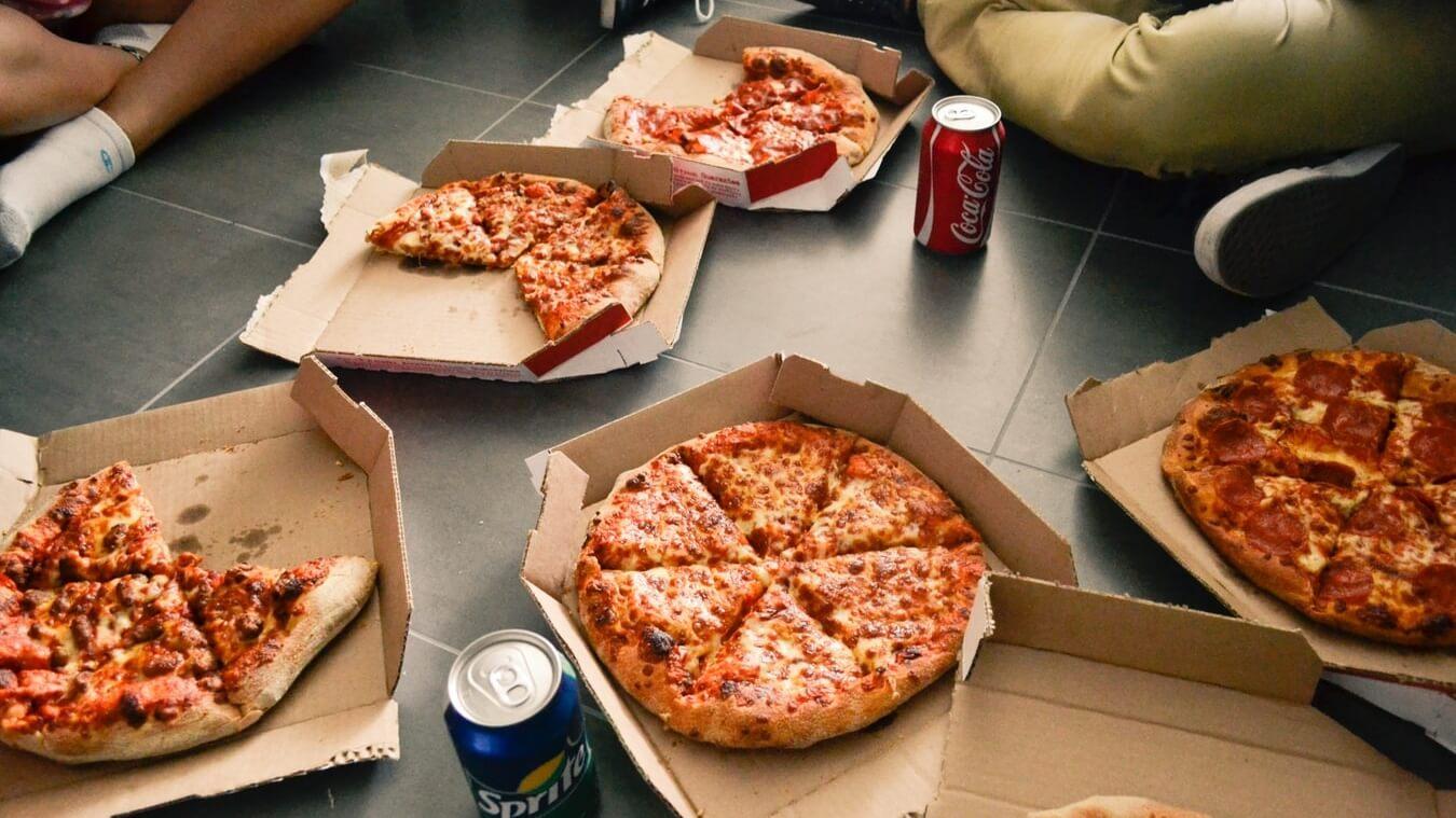 The UK's Vegan Takeaway Orders Increased 388% In 2 Years