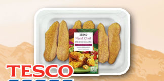 Tesco's New Plant Chef Is a Vegan Range for Families