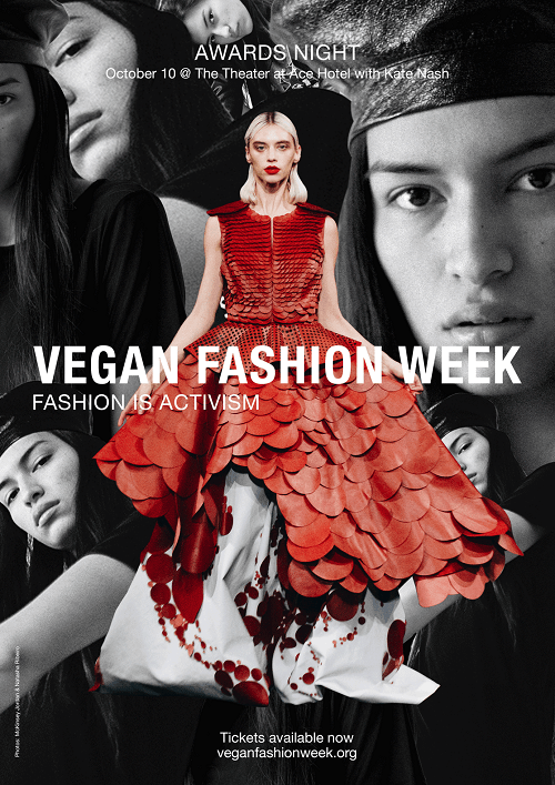 Vegan Fashion Week Is Back and It's About More Than Just Faux Fur