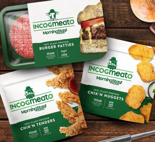 MorningStar's Vegan Incogmeato Meat Heads to the UK