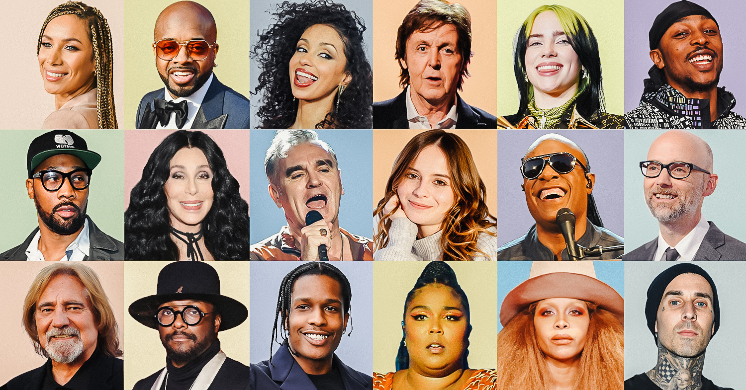 Did You Know These 21 Musicians Are All Vegan and Veg?