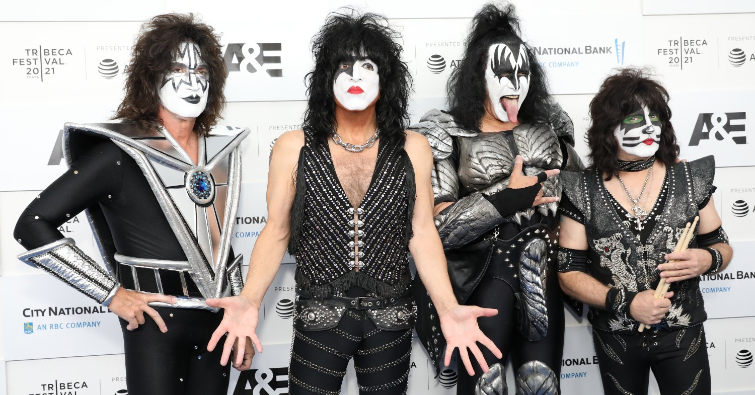 Kiss Will Perform a Concert to Save Great White Sharks