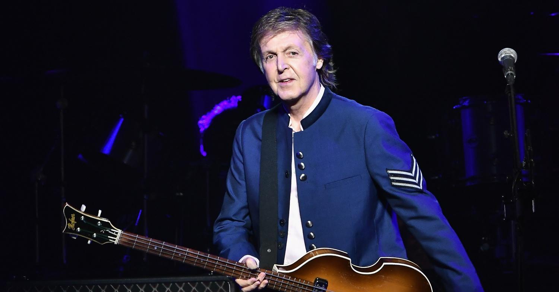 Paul McCartney Releases Anti-Animal Cruelty Music Video