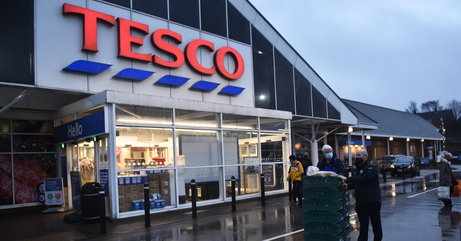 Watch Tesco's Controversial New Vegan Sausage Commercial