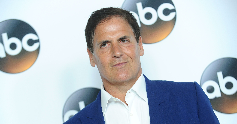 'Shark Tank' Investor Mark Cuban Is Vegetarian Now