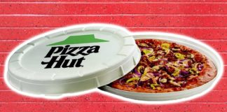 Pizza Hut Is Trialing a Vegan Meat Topping In U.S.