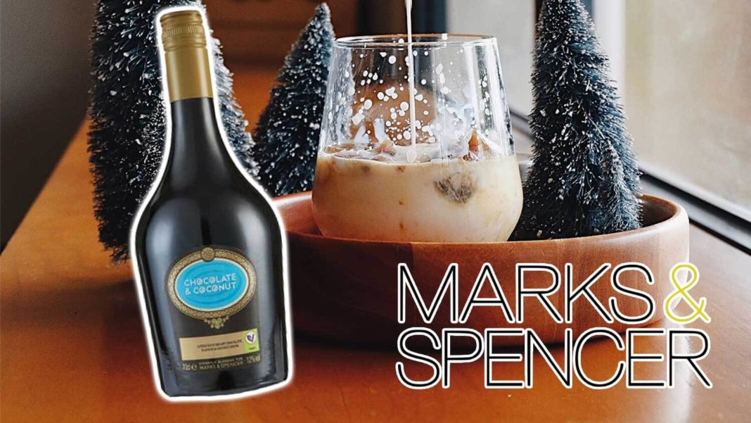 Marks & Spencer Has a Vegan Liqueur Just Like Baileys