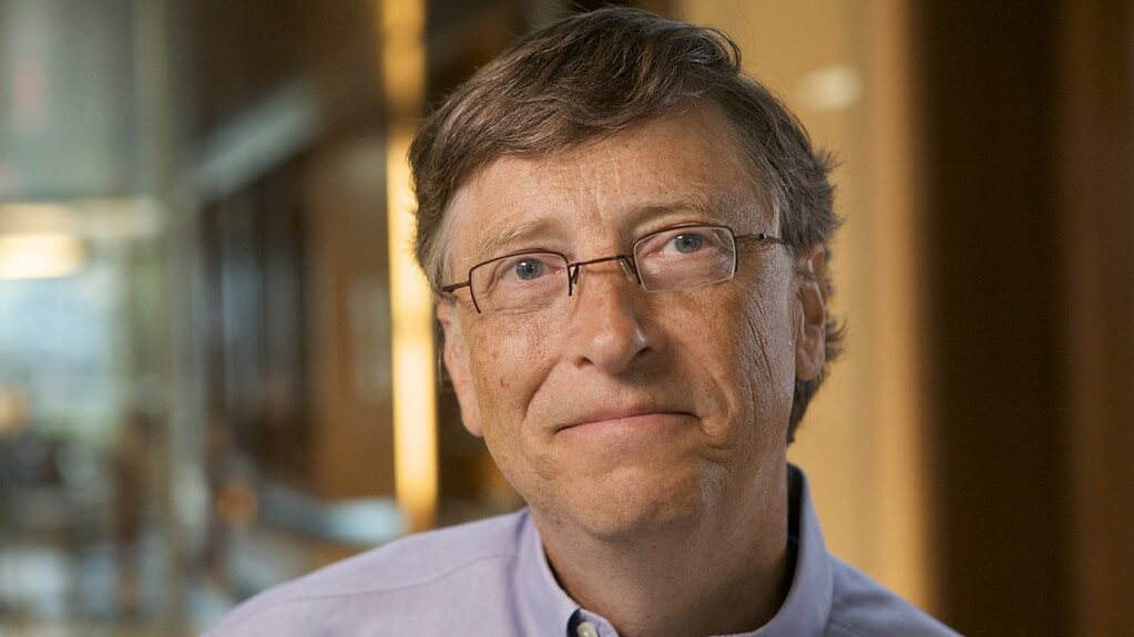 Bill Gates Says Eat More Vegan Meat to Save the Planet