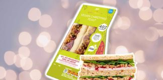 3 New Vegan Christmas Sandwiches Just Launched at Boots