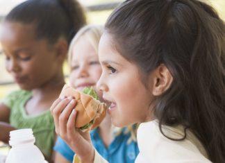 一位母亲是如何让苏格兰的一个学区变成素食主义者的