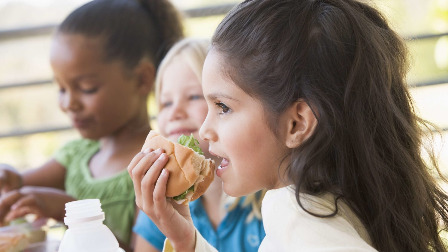 How One Mom Got a Scottish School District to Go Vegan