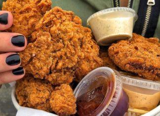 The U.S. Now Has a 100% Vegan Fried Chicken Shop
