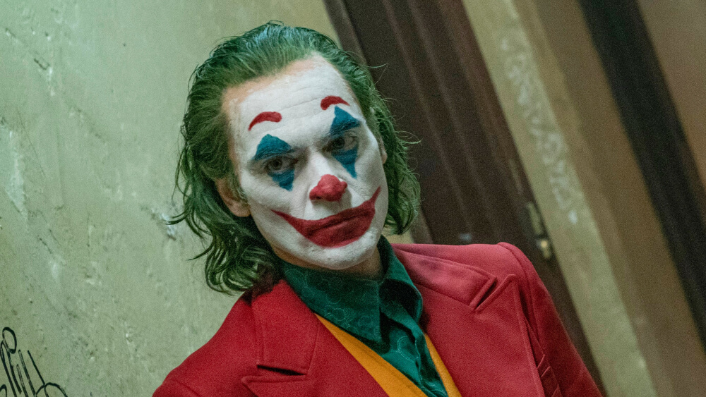Joaquin Phoenix Just Wore a Vegan Hoodie to the 'Joker' Premiere