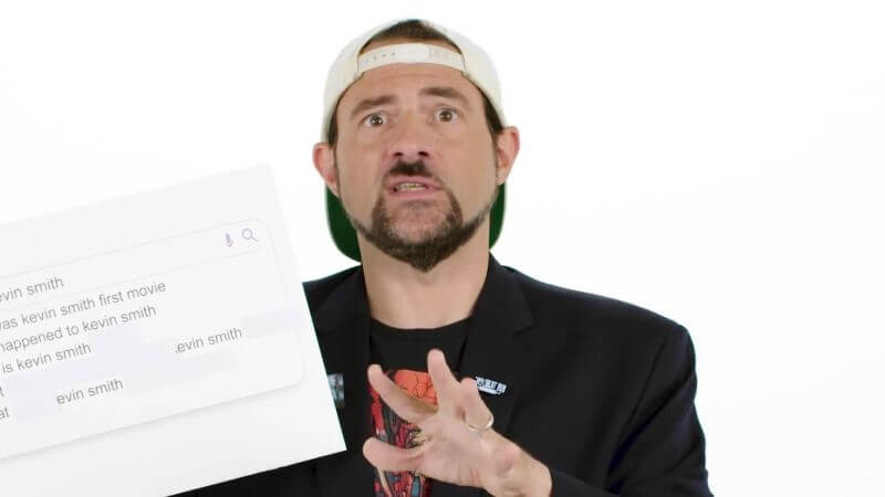 How to Be Vegan When You Hate Vegetables, According to Kevin Smith