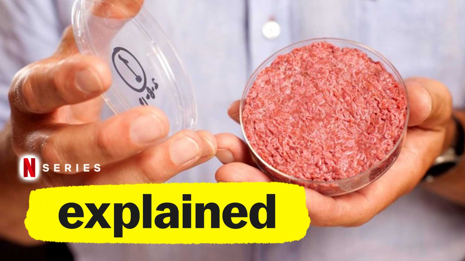 Netflix's 'Explained' Says the Future of Meat Is Cruelty-Free