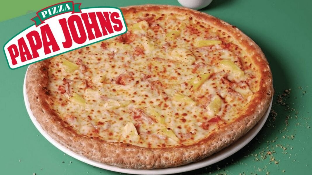 There Is Now a Chief Vegan Pizza Officer At Papa John's