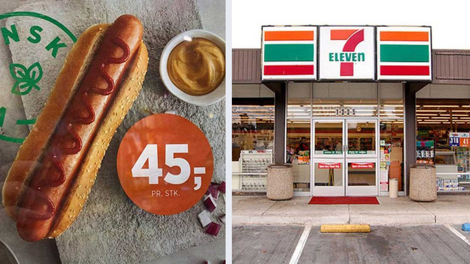 You Can Now Get Vegan Sausages at 7-Eleven