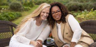 Did Suzy Amis Cameron Just Turn Oprah Vegan?