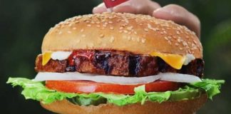 Meat-Free Beyond Burgers Just Joined the Air Force