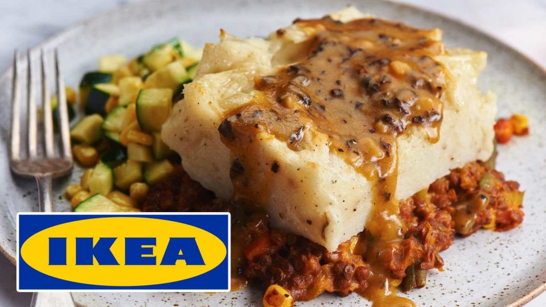 IKEA Won't Sell Meat on Its Christmas Menu This Year