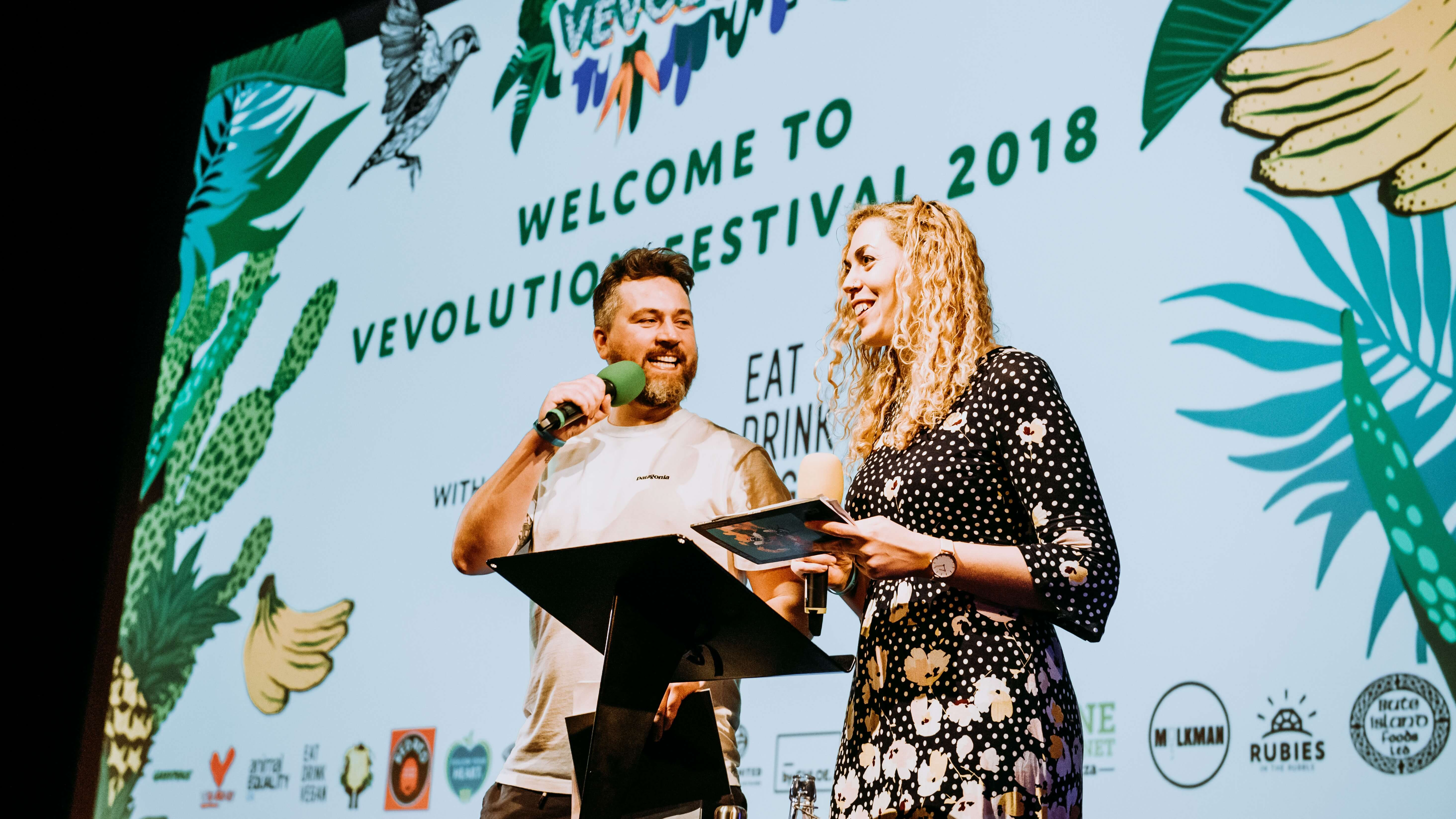 Vevolution Is the Must-Attend Vegan Festival of 2019