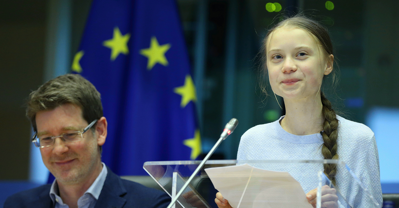 Greta Thunberg Promotes Veganism to 4 Million Ellen Viewers