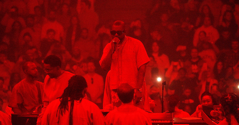 Kanye West Is Launching Vegan Yeezy Shoes Made From Algae