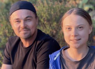 Leonardo DiCaprio and Greta Thunberg Team Up to Stop the Climate Crisis