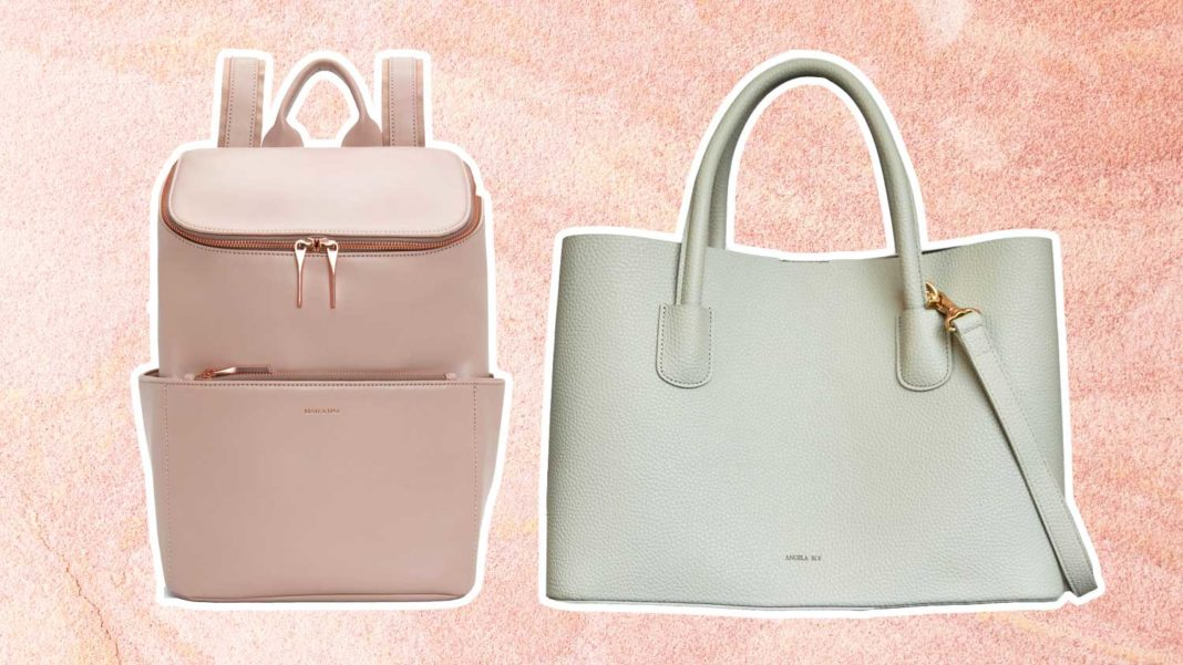 7 Vegan Leather Handbags For Every