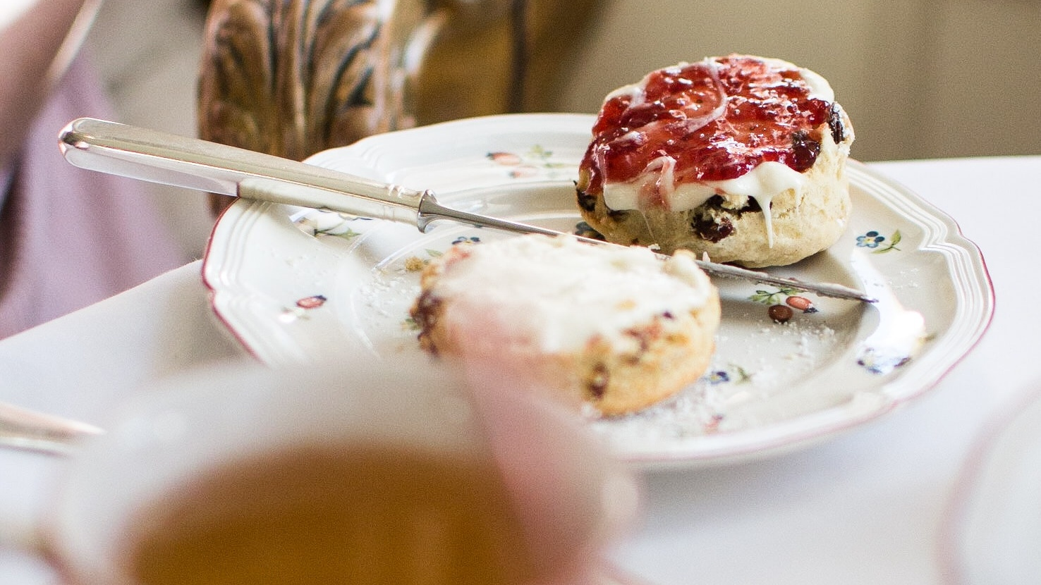 You Can Now Get Vegan Cream Teas at 350 National Trust Locations